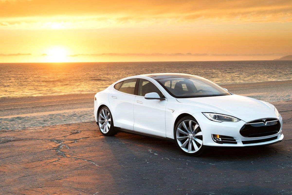 tesla adds titanuim panels model s prevent fires nhtsa closes safety investigation ev environment sunset