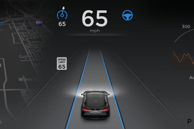 tesla autopilot restrictions news rumors details model s image