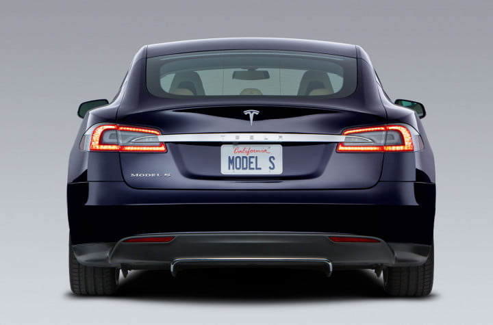 fisker and tesla battle to avoid becoming the next delorean model s ev rear