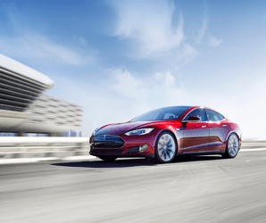 With its new battery, Tesla's Model S is now the third-fastest car on Earth