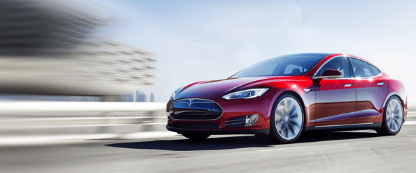 With its new battery,Tesla's Model S is now thethird-fastest car on Earth