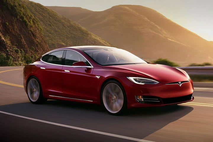 how tesla reinvented the car as we know it  model s p d