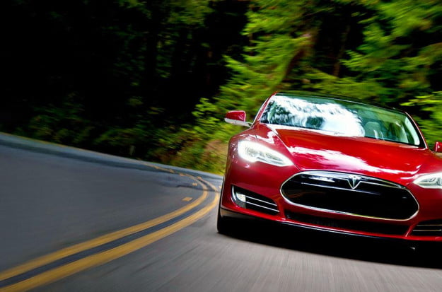 Tesla Model S Performance header