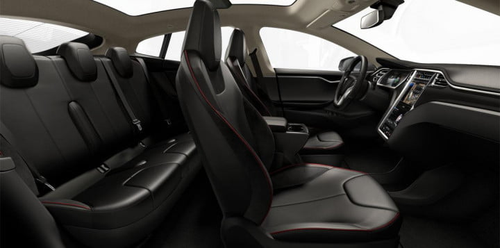 why im not buying a tesla s after living with one for weekend model performance interior