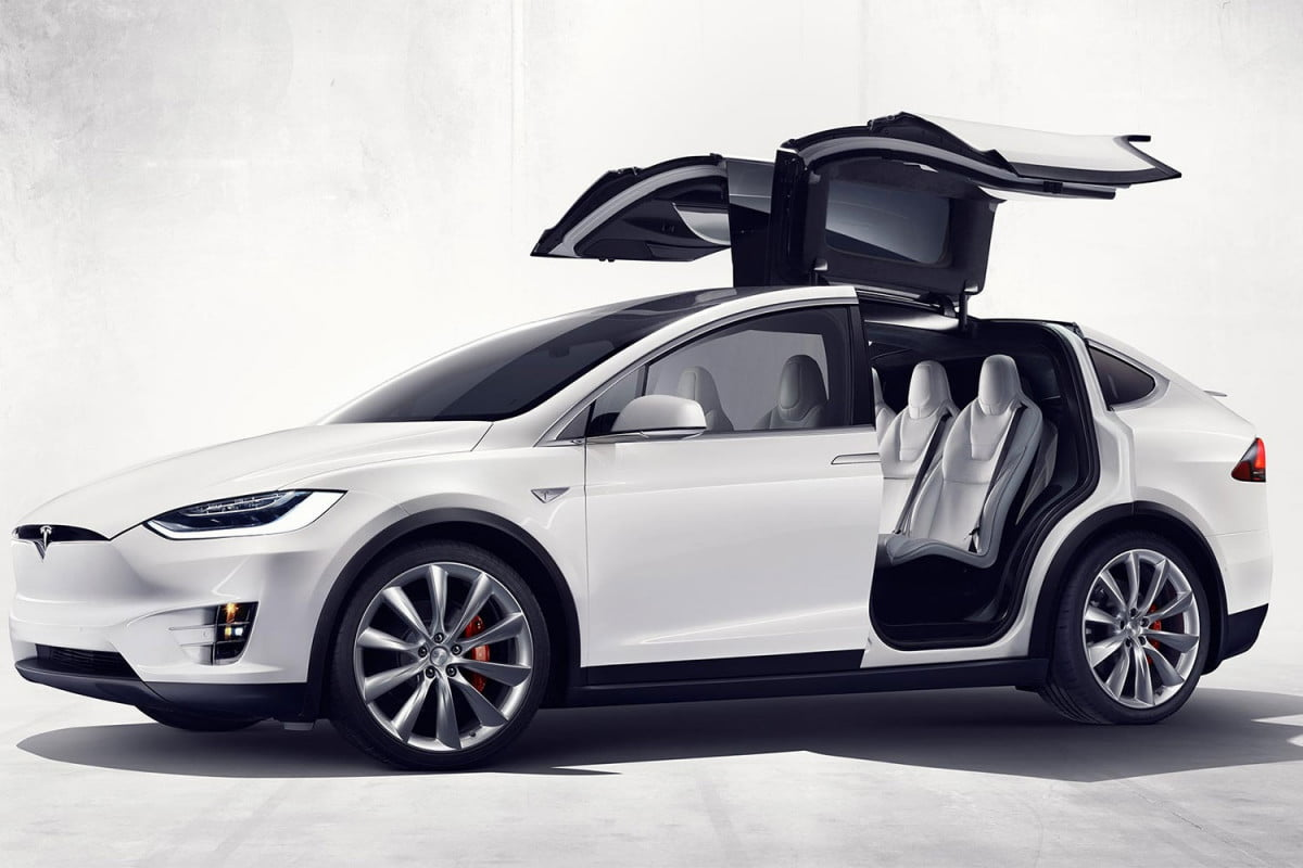top tech stories of the week  tesla model x v