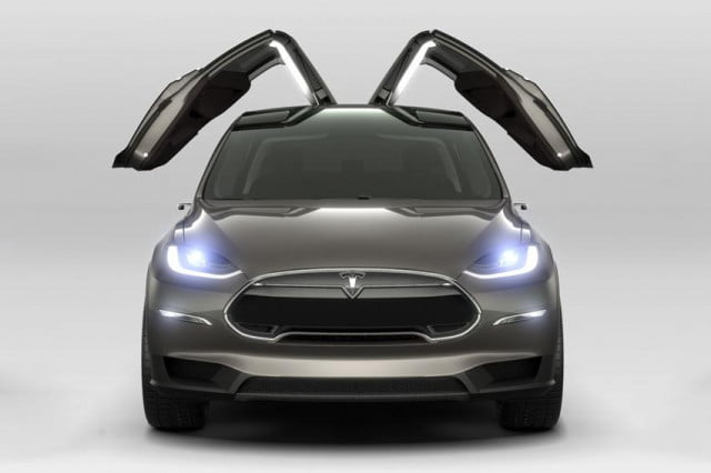 delays damned  tesla model x will fun whole family