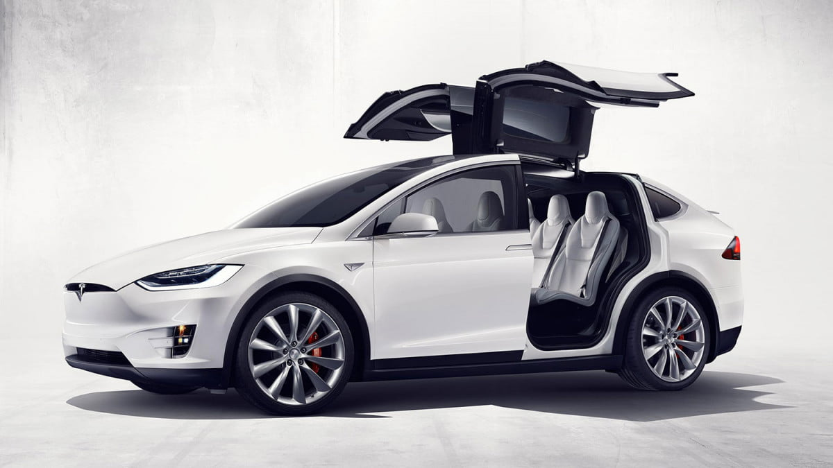 tesla first quarter  sales results model x section hero