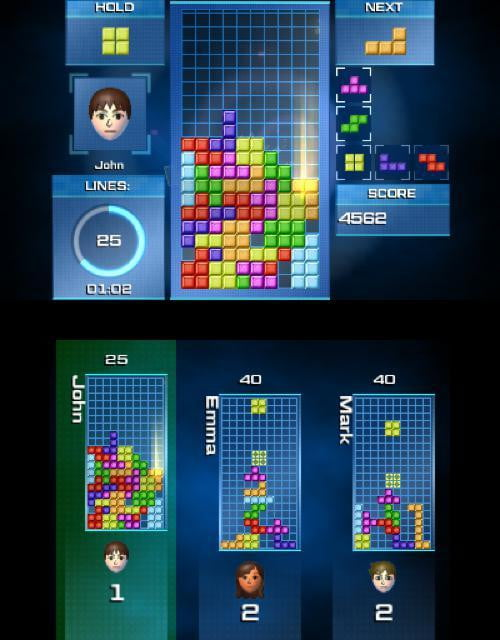 tetris ultimate definitively celebrates  years block dropping