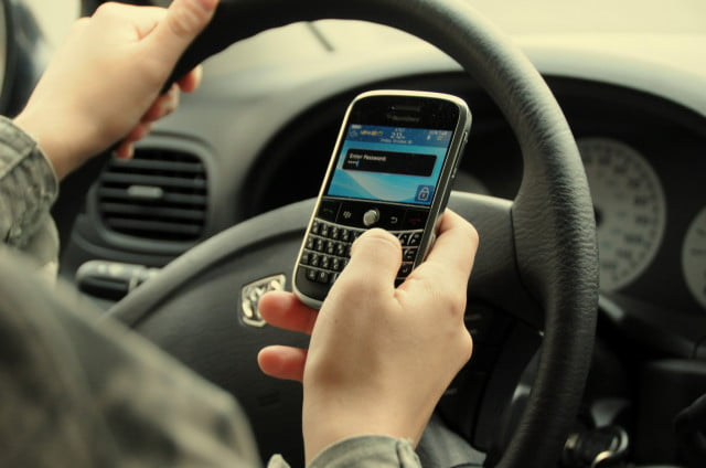 drivers who text get shamed in san francisco texting and driving