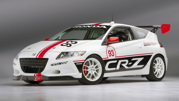 2013 Honda HPD CR-Z  Pikes Peak  Entry