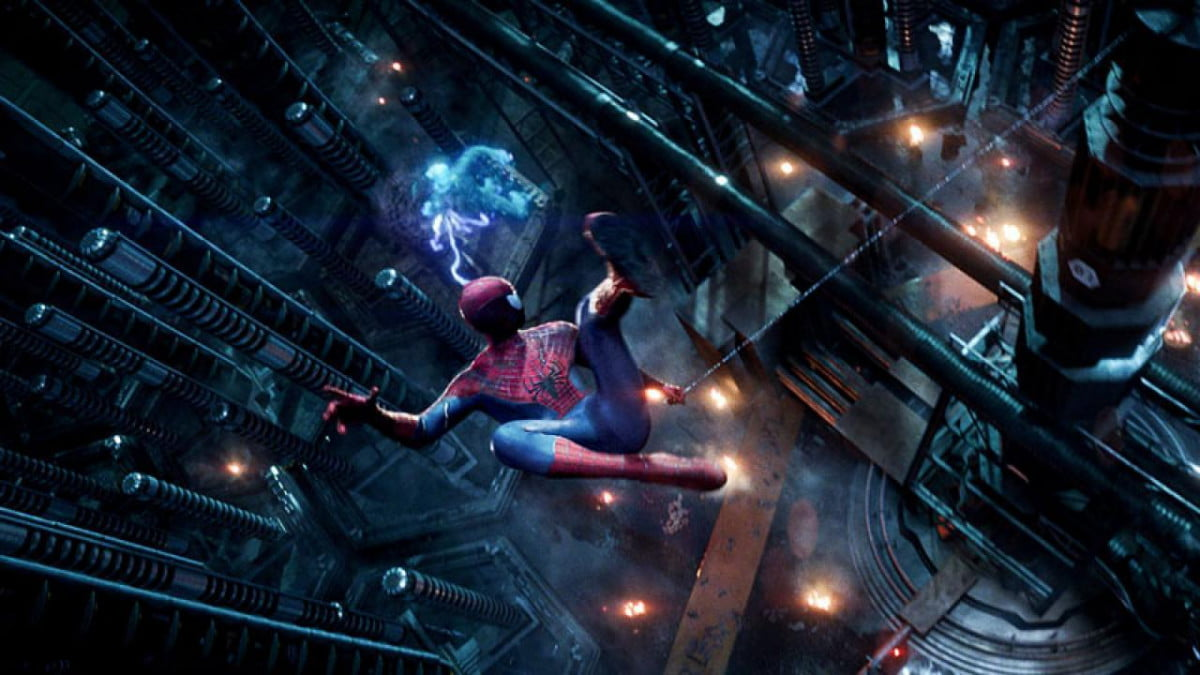amazing spider man  credits feature marvelverse studio crossover the
