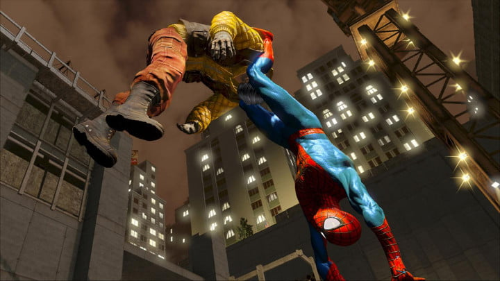amazing spider man  review the game