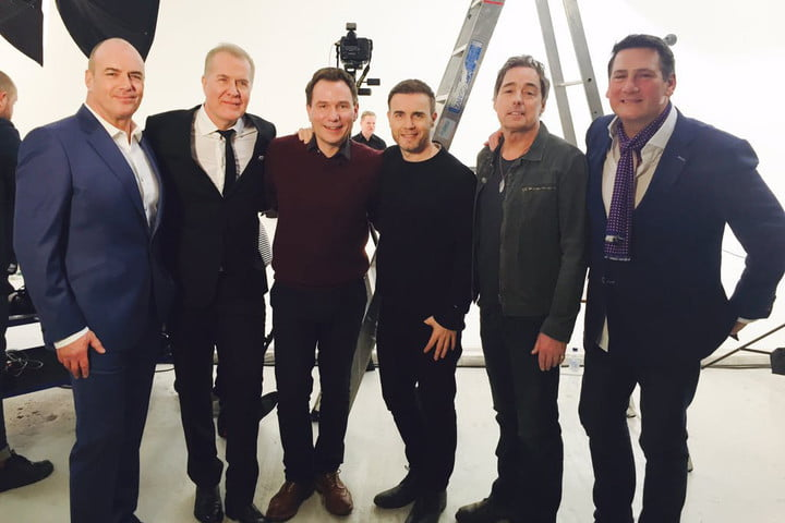 interview gary barlow on fly songs inspired by eddie the eagle audiophile  alt