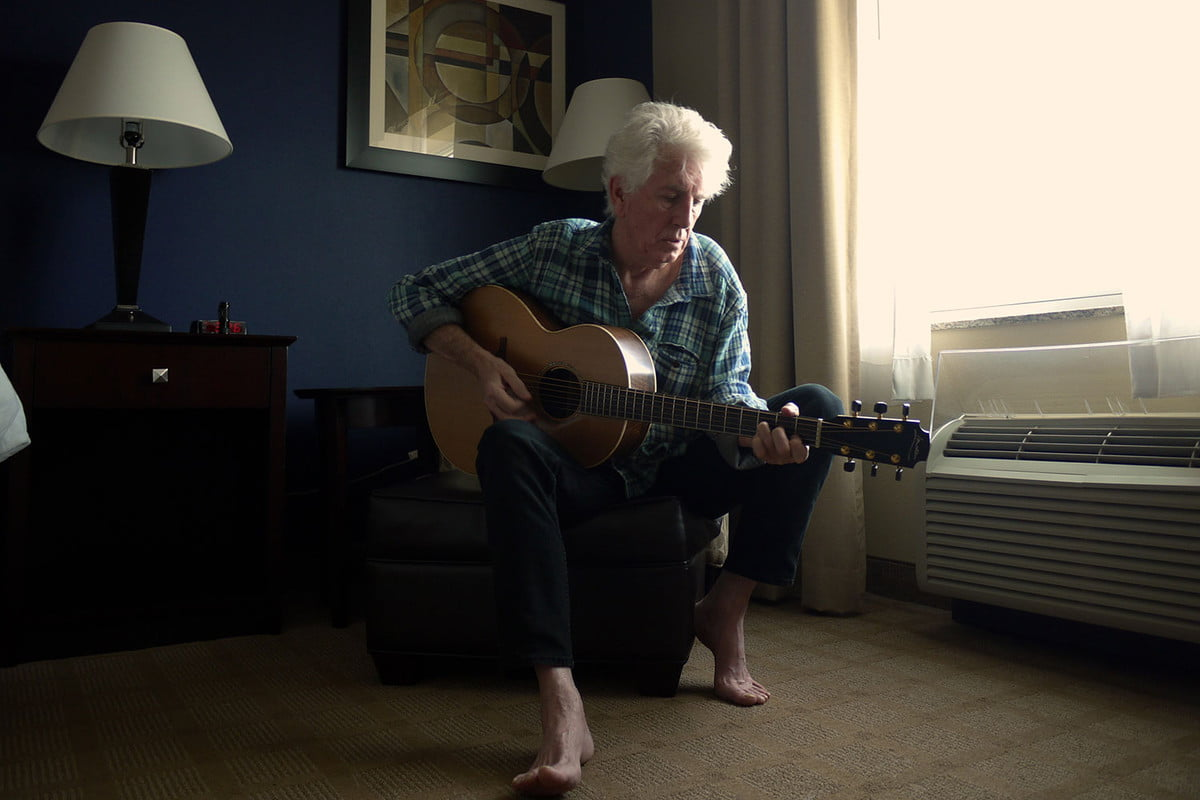 The Audiophile: Graham Nash
