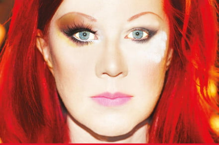 The Audiophile Kate Pierson Guitars and Microphones