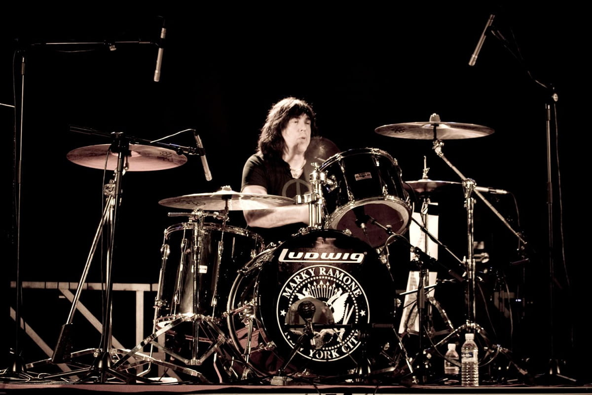 interview marky ramone on punk rock hi res and recording the audiophile