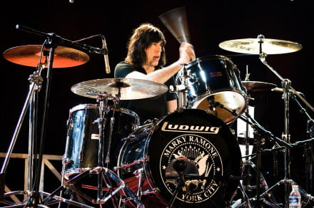 The Audiophile Marky Ramone