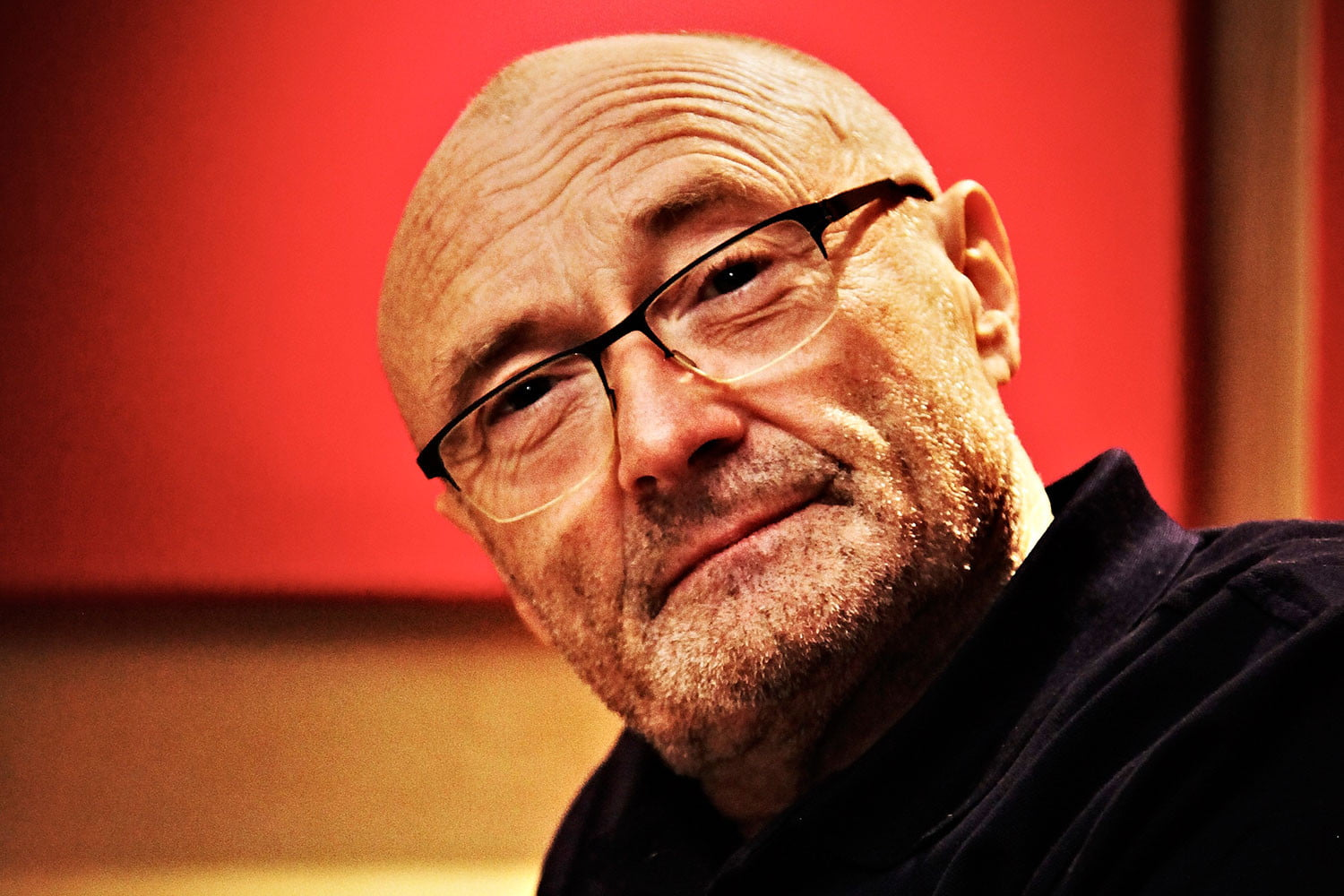 Wall Vinyl Interview Phil Collins On Both Sides Face Value