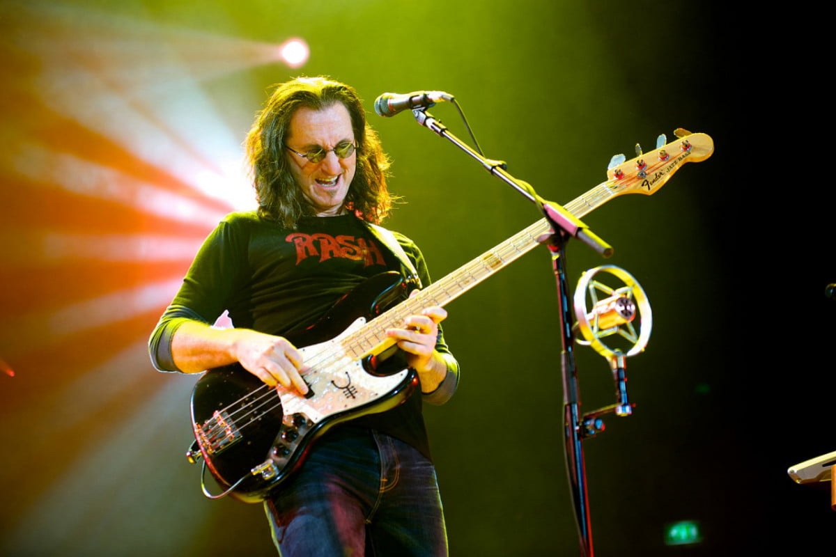 interview geddy lee of rush on r  the audiophile live