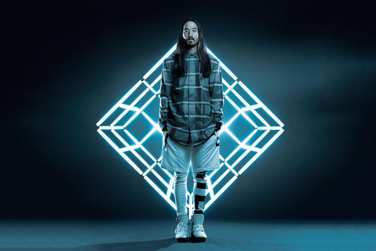 interview dj steve aoki is obsessed with wolverine and the future audiophile