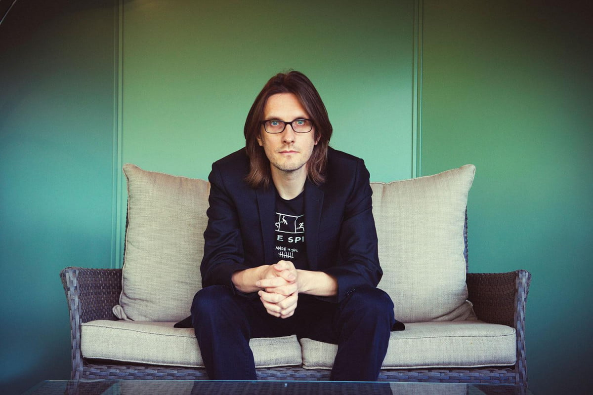 interview steven wilson on high res hand cannot erase the audiophile