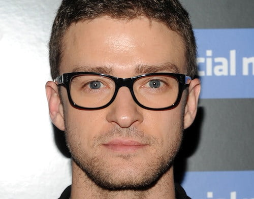 the cinema society screening of social network inside arrivals justin timberlake