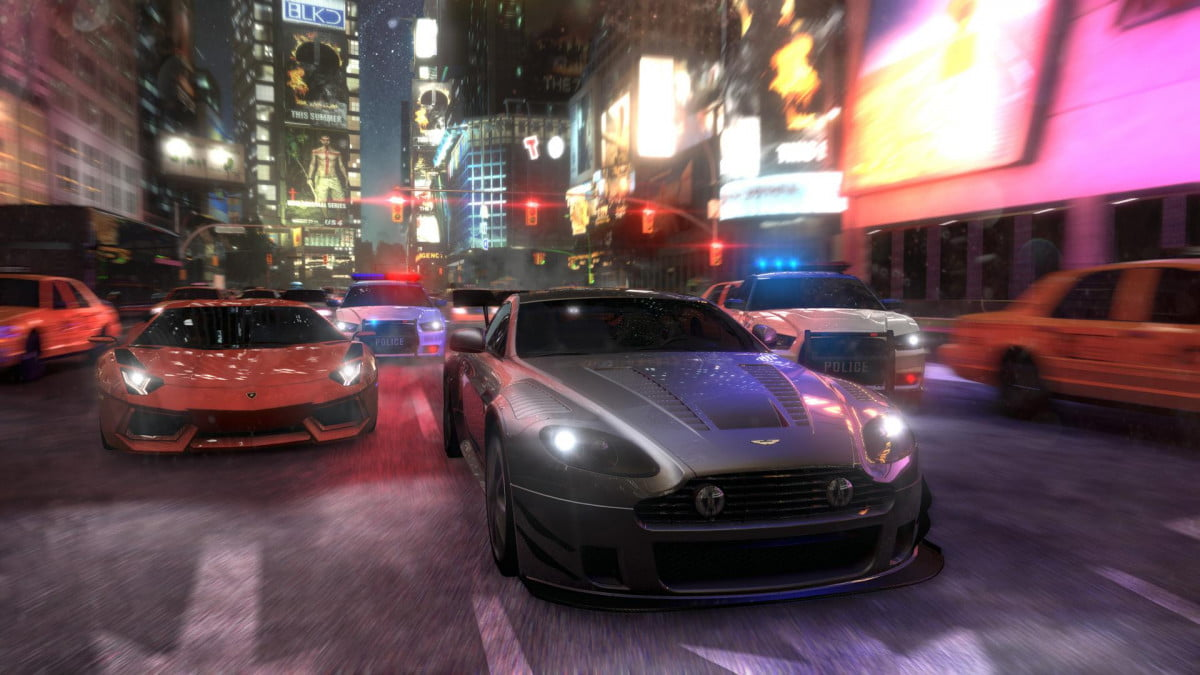 closed beta open world racing game crew start july  the