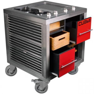 The Cuebe Grill