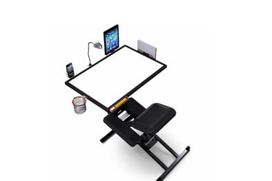 edge desk review the product