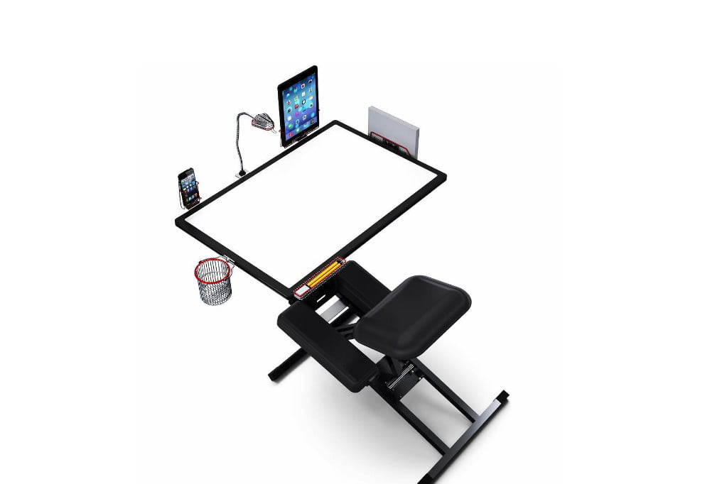 medical implant blood repel the edge desk product