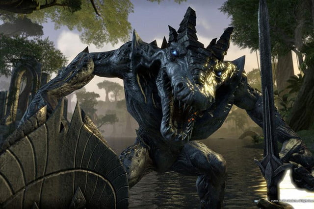 elder scrolls online console launch issues the screenshot