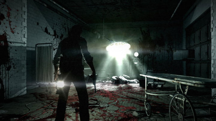 evil within review the screenshot