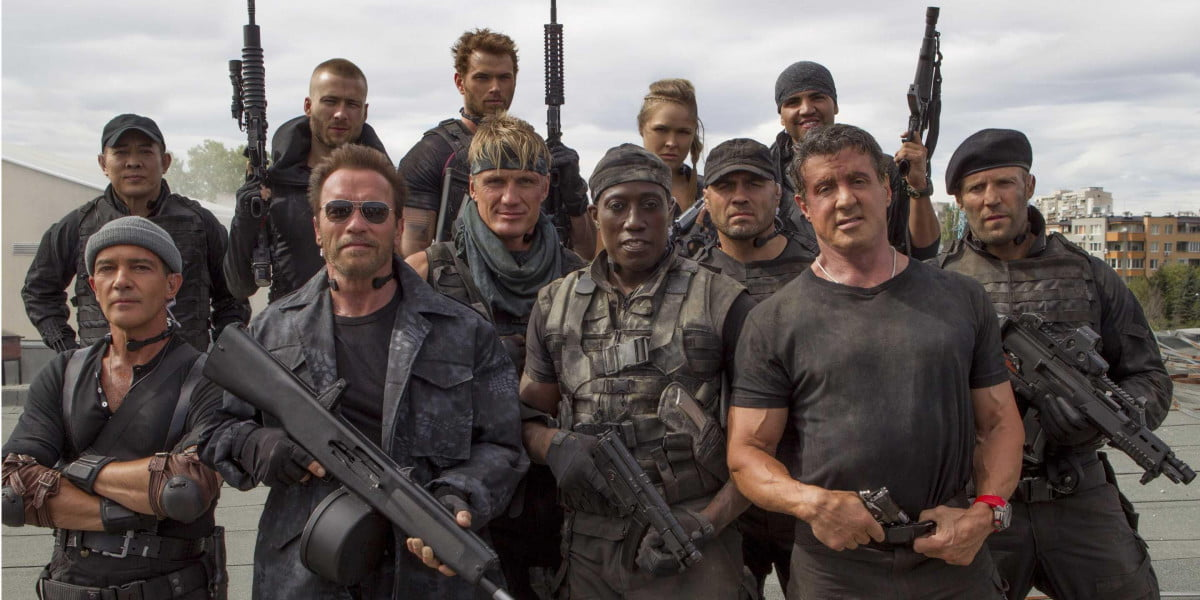the expendables tv series