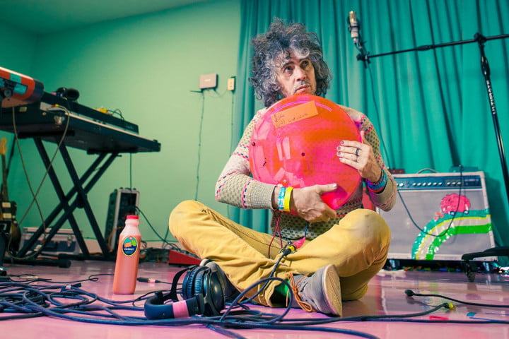 interview wayne coyne of the flaming lips on remaking sgt pepper with miley cyrus  photo by george salisbury