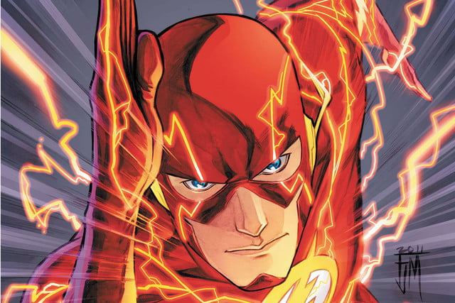the flash director rick famuyiwa  dc comics