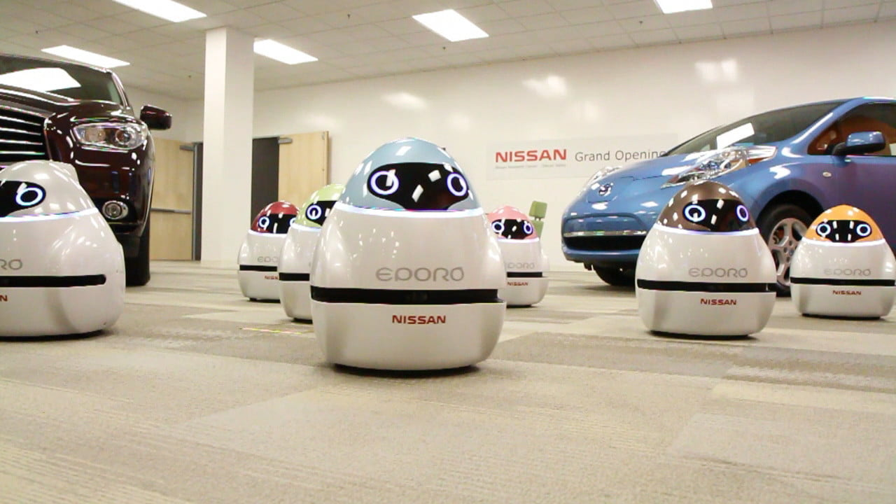 Nissan Opens R Amp D Center In Silicon Valley Digital Trends