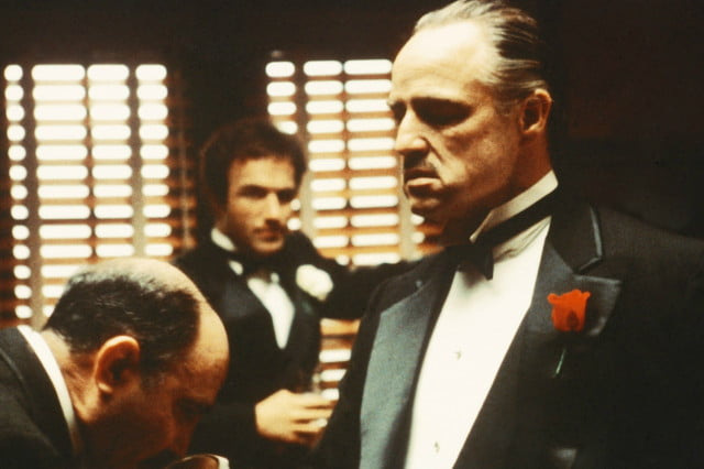 the godfather trilogy itunes marlon brando
