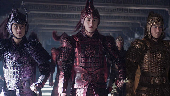 great wall review the