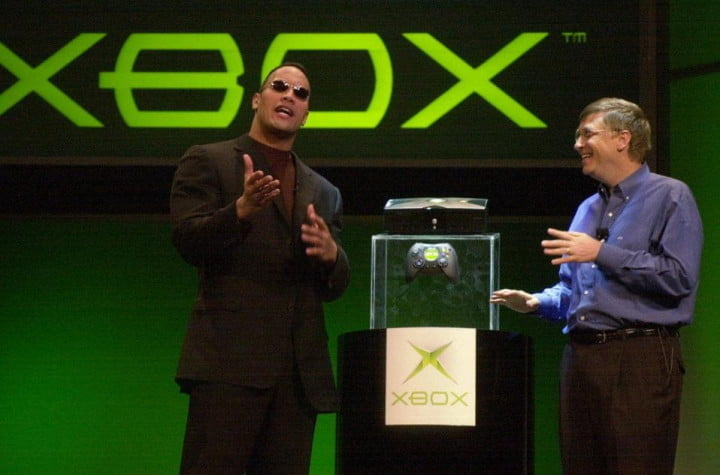 the history of xbox  consumer electronics show