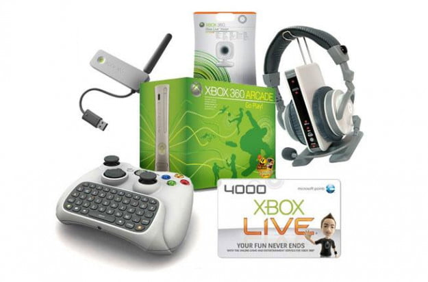 The History of the Xbox Live Starter Kit