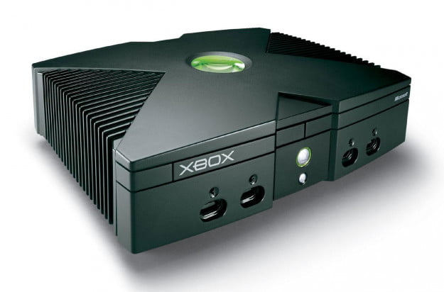 The History of the Xbox original