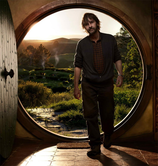 The Hobbit: Peter jackson