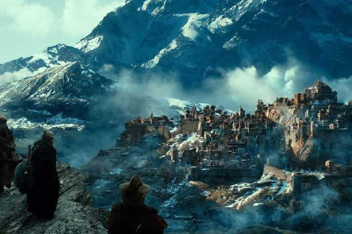 hobbit desolation smaug review the of