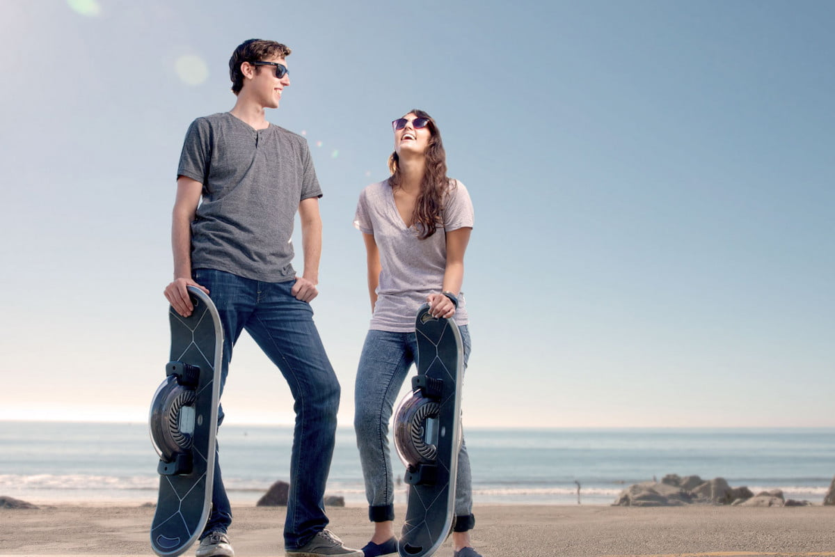 awesome tech you cant buy yet september  the hoverboard