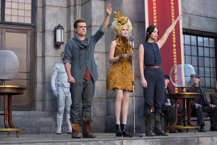 hunger games catching fire review the