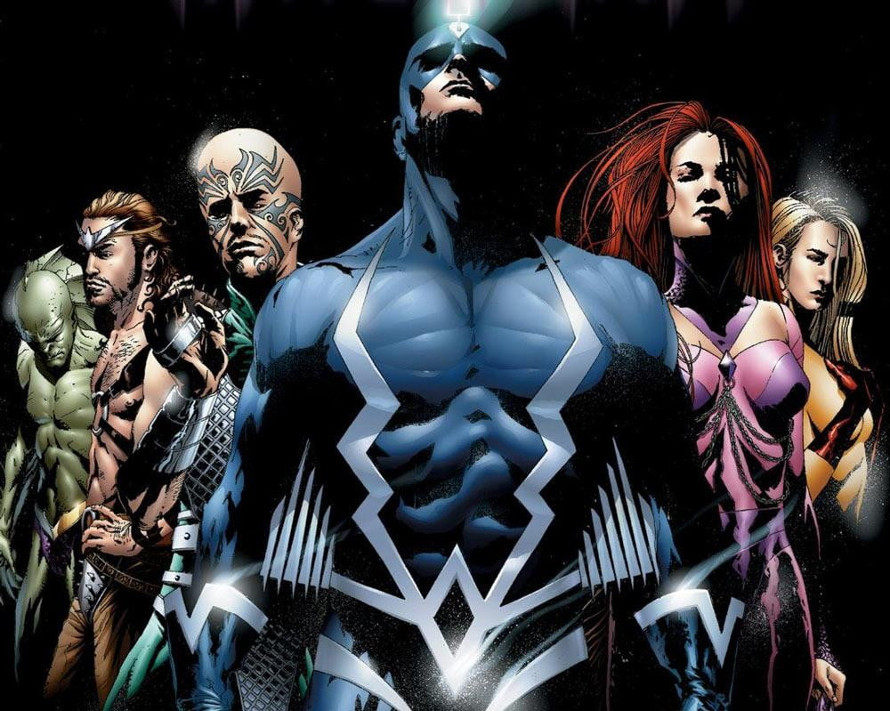 marvel studios reportedly moving forward inhumans movie the