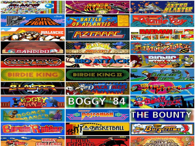 internet arcade lets play  classic games browser the