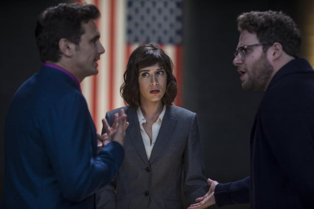 the interview cable satellite itunes vudu google play movie