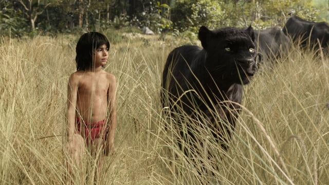 weekend box office the jungle book