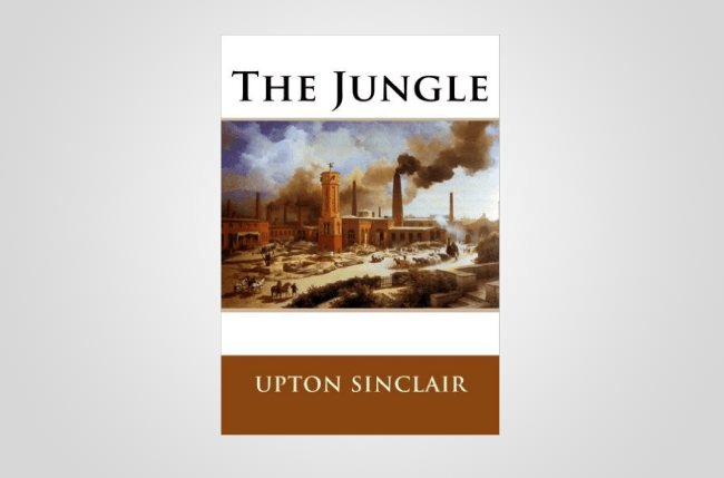 the evils of capitalism as described in the jungle by upton sinclair Upton sinclair mentions evils of  in the book the jungle, upton sinclair  is a part of the process of factory in capitalism i believe sinclair wants.